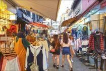 【韓国観光スポット】ショッピングするなら可愛い激安ショップが立ち並ぶ梨大(イデ)がおすすめ♪