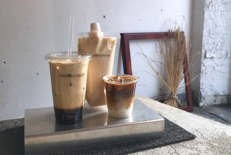 レギュラーサービスコーヒーショップ
