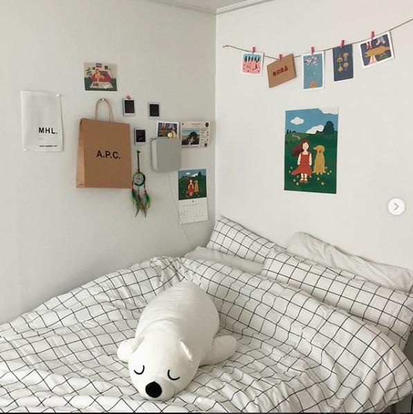 部屋 韓国 の