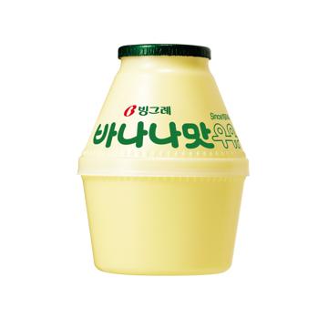 バナナ牛乳