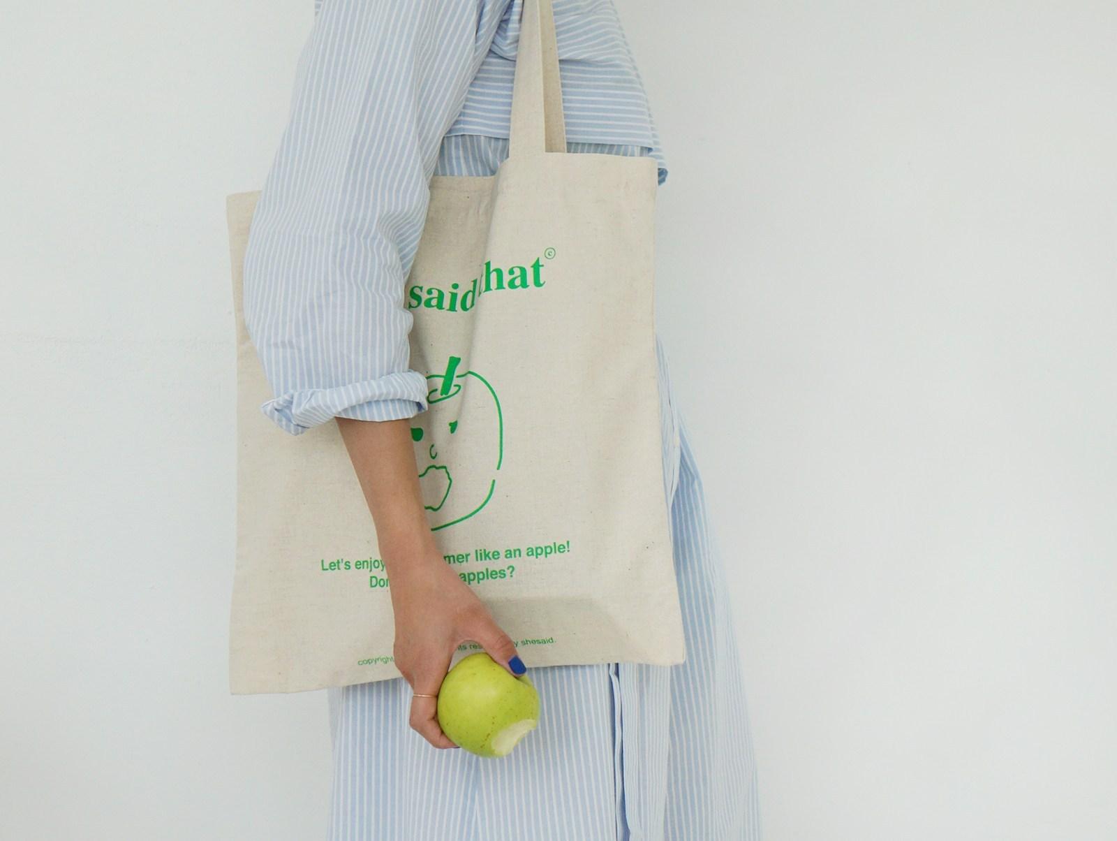 フルーツトートバッグ