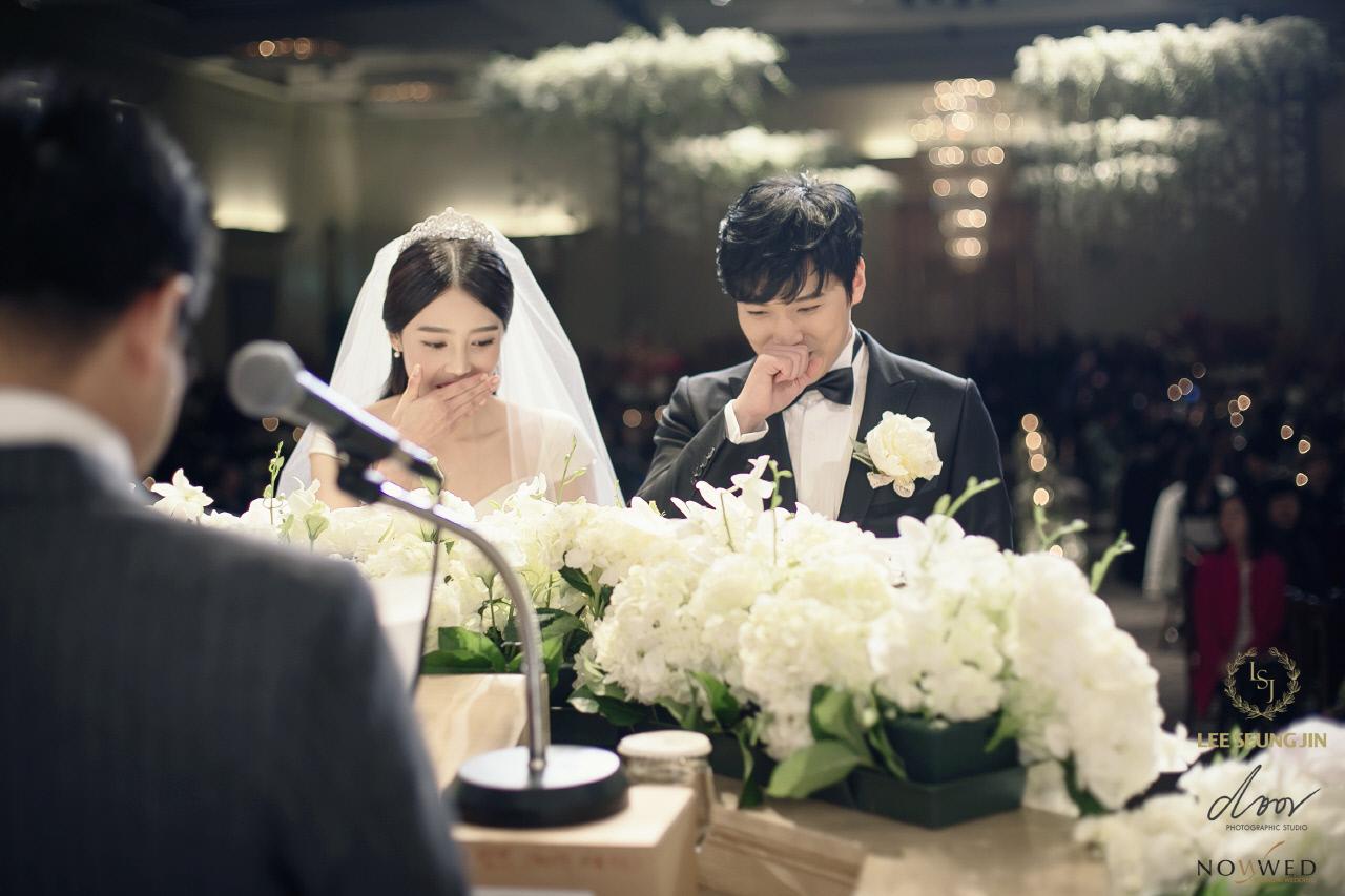 ソンミン結婚式
