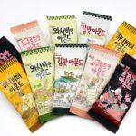 韓国で大人気!アーモンドお菓子20種類を全てご紹介!偽物もあるって本当?