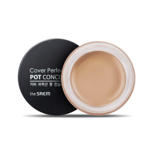 [the SAEM] Cover Perfection Pot Concealer