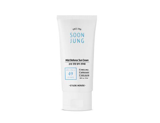 SOON JUNG Barrier sun cream
