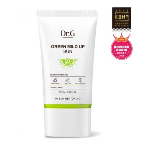 Green Mild Up Sun Spf50+ Pa++++ 50ml