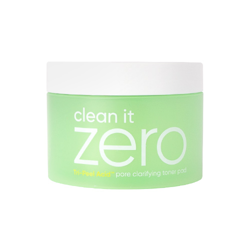 Clean it Zero Cleansing Pore Clarifying Toner Pad 120ml